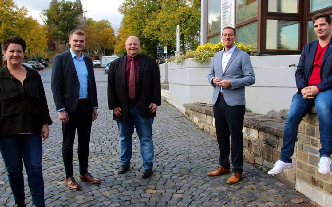 SPD-Fraktion Hilchenbach konstituierte sich