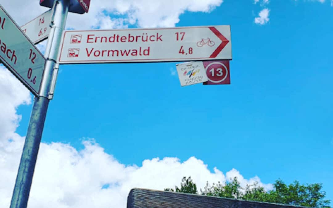 Verbesserung und Entwicklung des Radverkehrs in Hilchenbach