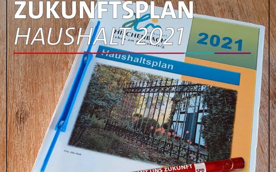 Haushaltsplanberatungen abgeschlossen – Rat der Stadt Hilchenbach verabschiedet Haushalt 2021
