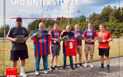 SPD unterstützt FC Hilchenbach